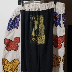 Custom Made Grateful Dead T-shirt Skirt Size 4x